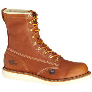 "Thorogood 814-4364 | 8"" Plain Toe - Non-Safety Toe"