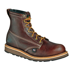 AMERICAN HERITAGE – 6″ BLACK WALNUT PLAIN TOE – DUAL-DENSITY MAXWEAR WEDGE™- 814-4516