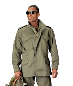 M-65 Field Jacket- Olive Drab