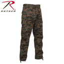 Rothco Woodland Digital Camo Tactical BDU Pants