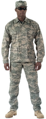 Ultra Force Poly/Cotton ACU  Pant or Shirt BDUs...Per Piece
