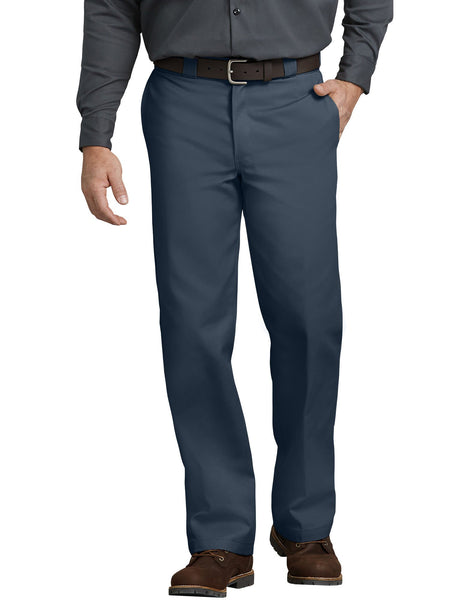874 Dickies Traditional Work Pant- Black- Air Force Blue