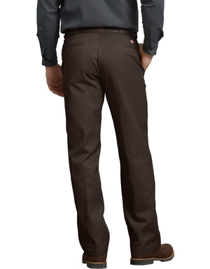 874 Dickies Traditional Work Pant-  Dark Brown
