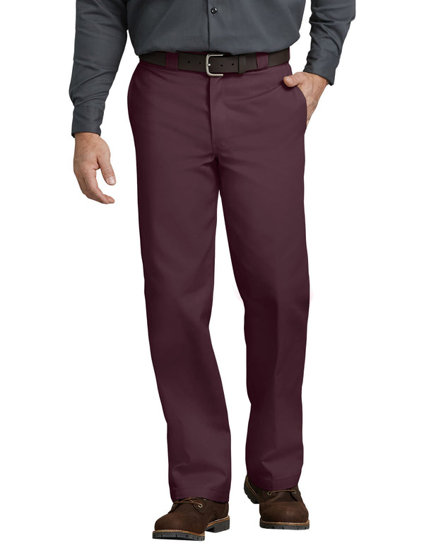 874 Dickies Traditional Work Pant-  Maroon