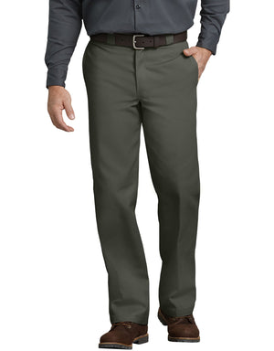 874 Dickies Traditional Work Pant- Olive Green