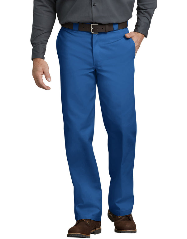 874 Dickies Traditional Work Pant- Royal Blue