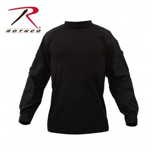 Black Combat Shirt -Made to Mil-Specs