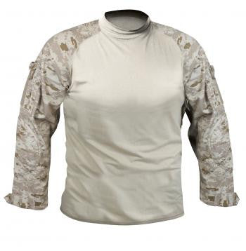 Desert Digital Combat Shirt -Made to Mil-Specs