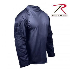 Navy Blue Combat Shirt -Made to Mil-Specs