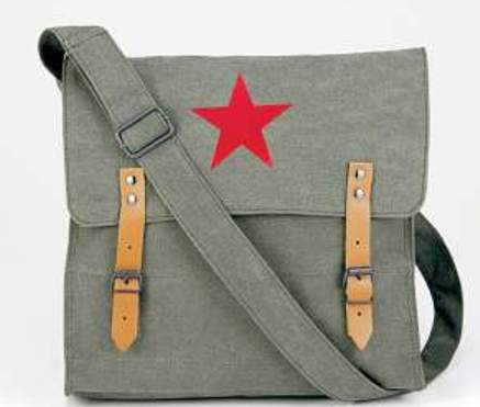 Classic Medic Bag with China Star
