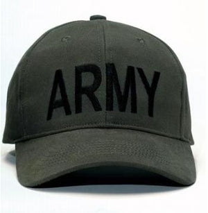 US Army Olive Drab Ball Cap
