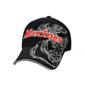 Marines Globe & Anchor Ball Cap