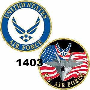 Challenge Coins- U.S. Air Force