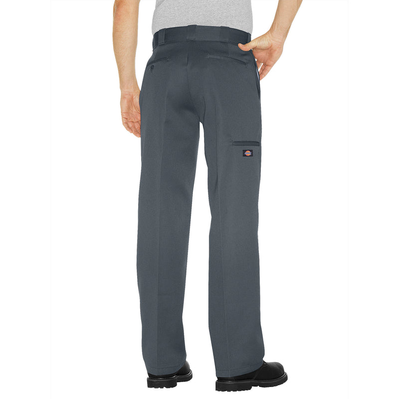85283-Dickies Double Knee Cell Pocket Work Pant- Charcoal
