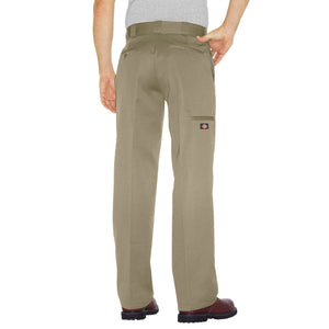85283- Dickies Double Knee Cell Pocket Work Pant- Khaki