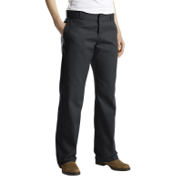 Dickies Women's Original Work Pant- Black