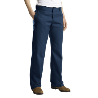 Dickies Women's Original Work Pant- Dark Navy