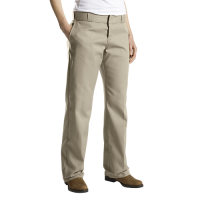 Dickies Women's Original Work Pant- Khaki