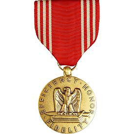 Medal, Mini-Medal, Ribbon- Army Good Conduct