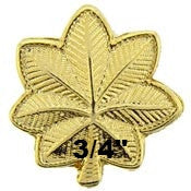 U.S. Army Major Pin
