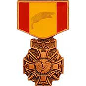 Mini Medal Pin- Vietnam Cross of Gallantry