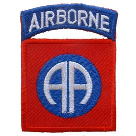 Army- 82nd Airborne -FREE SHIPPING