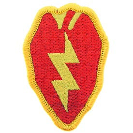 Army 25th Infantry Division Tropic Thunder Free