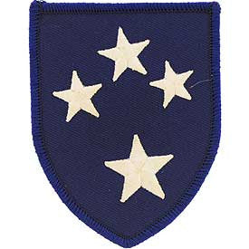 Army- 23rd  Infantry Americal -FREE SHIPPING