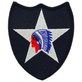 Army- 2nd Infantry Division -FREE SHIPPING