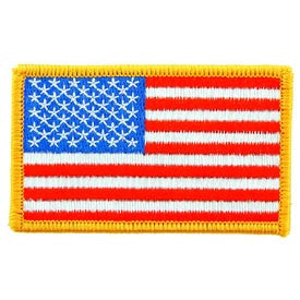 USA Flag Patch- Left Arm- FREE SHIPPING