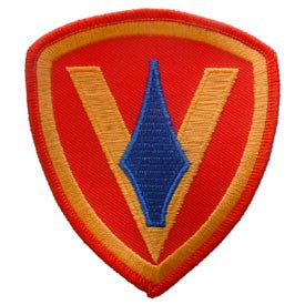 Marines- 5th Division -FREE SHIPPING