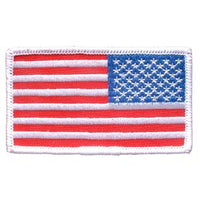 USA Flag Patch-Right Arm- FREE SHIPPING