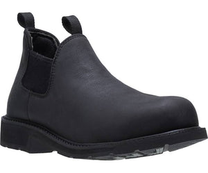 db9926930b9 WOLVERINE- MEN'S RANCHERO STEEL-TOE ROMEO- BLACK – The Surplus Guy