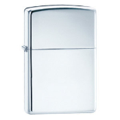 Zippo High Polished Chrome Lighter