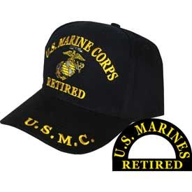 USMC Embroidered Cap