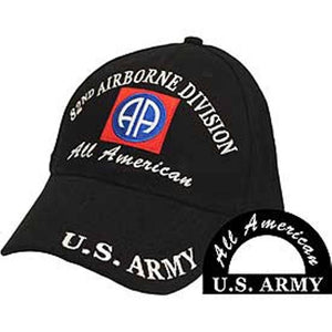 82ND Airborne Embroidered Cap