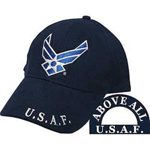 U.S.A.F New Logo Embroidered Cap