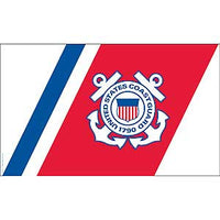 United States Coast Guard Flag- 3' x 5'