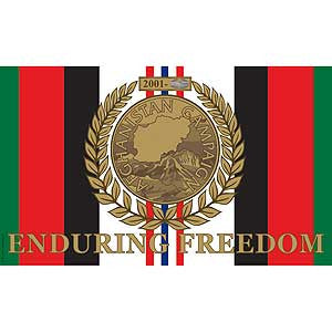 Enduring Freedom Flag- 3' x 5'