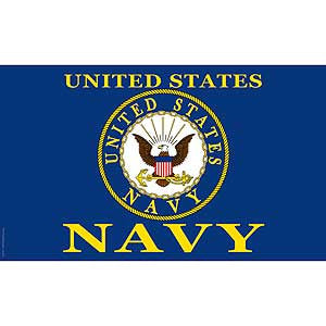 United States Navy Flag 3 X 5 The Surplus Guy