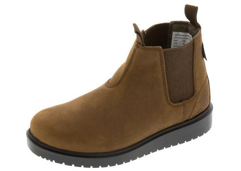 Liberty Boots- Larry-  Romeo Style in Brown- Built in the USA