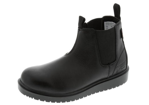 LIBERTY BOOTS- LARRY-  ROMEO- Built in the USA- BLACK