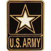 U.S. Army New Logo Pin