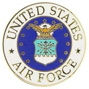 U.S. Air Force Logo Pin