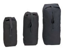 Top load Duffle Bags- Black or Olive Drab