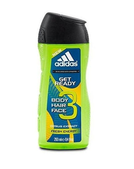 Adidas  Get Ready Shower & Gel-250 ml