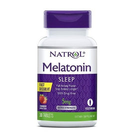 Melatonin 5 mg 30 Tablets