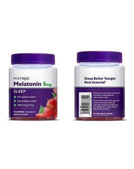 Melatonin 5 mg Gummy 90 Counts
