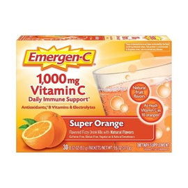 Emergen C 1000 mg 30 packets