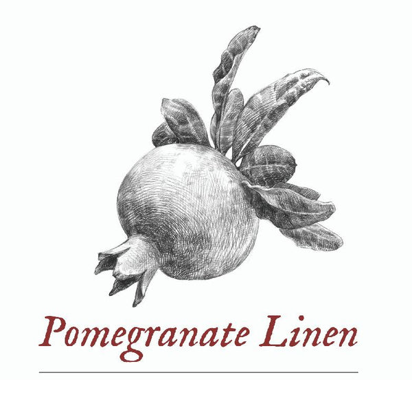 Pomegranate Linen